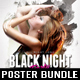 3 Party Event Music Poster Bundle 03