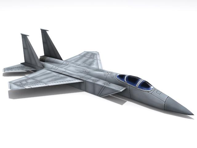 3DOcean F-15 Eagle 1578364