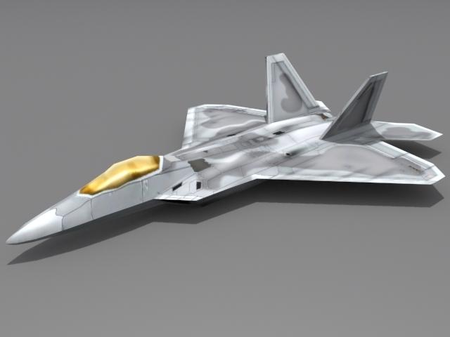 3DOcean F A-22 A Raptor 1578437