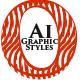 AI Wave Texture Graphic Styles CS6 vol 01