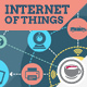 Internet Of Things And Smart Home Infographics