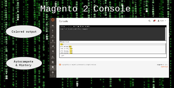 Download Magento 2 Console