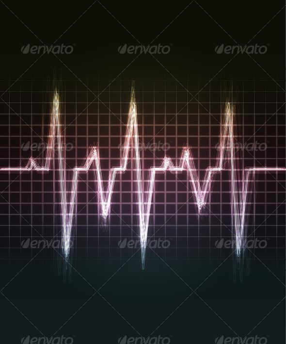 GraphicRiver Sound wave 62021