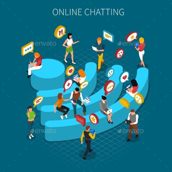 communication through internet
