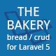 Laravel Bakery - Automagic BREAD / CRUD app management