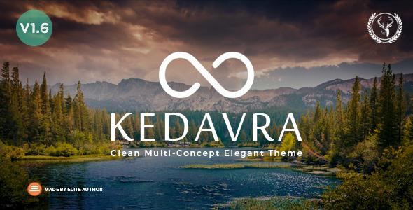 Download Kedavra - Clean Multi-Concept Elegant Theme nulled download