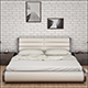 Bed Serenissima 110DXP