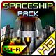 Spaceship Pack 23
