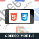 Abeeso Mobile | HTML5 & CSS3 And iWebApp - ThemeForest Item for Sale