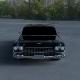 1959 Cadillac Eldorado 62 Series Coupe HDRI