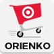 ORIENKO - Ecommerce PSD Template