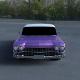 1959 Cadillac Eldorado 62 Series Convertible HDRI