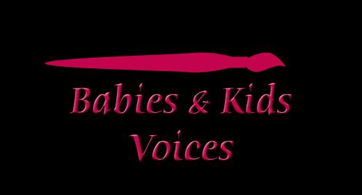Babies & Kids Voices