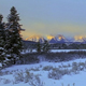 Time lapse of Sunrise on Snowy Mountains - VideoHive Item for Sale