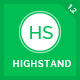 Highstand - Responsive MultiPurpose HTML5 Template