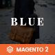 Ves Blue Store Responsive Magento 2 & 1 Theme