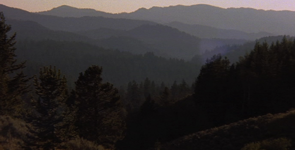 VideoHive Early Morning Over the Valley 1582577