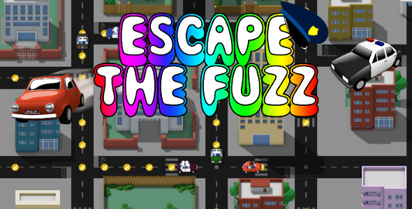 Download ESCAPE THE FUZZ nulled download