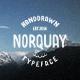 Norquay - Hand Drawn Font