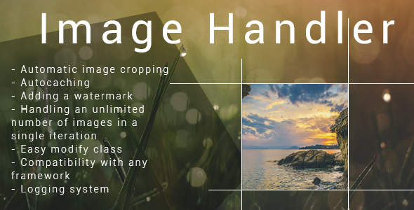 Image Handler - CodeCanyon Item for Sale