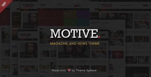 Magazine News - Motive