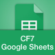 Contact Form 7 - Google Excel Sheets Extension