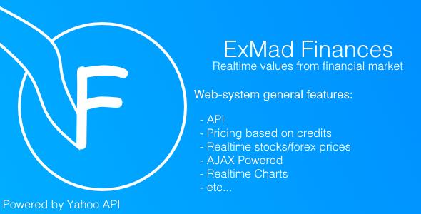 ExMad - Finances