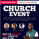 By Faith Church Flyer