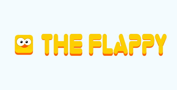 The Flappy  - Html5 Mobile Game - android & ios