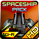 Spaceship Pack 25