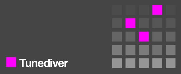 Tunediver-profile