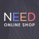 Need Fashion Shopify Theme