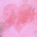 Heart valentine grunge background - PhotoDune Item for Sale