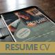 Copywriter Resume / CV