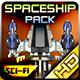 Spaceship Pack 26
