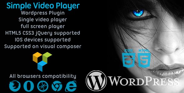 Download Simple Video Player svPlayer Plugin For Visual Composer nulled download