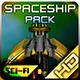 Spaceship Pack 27
