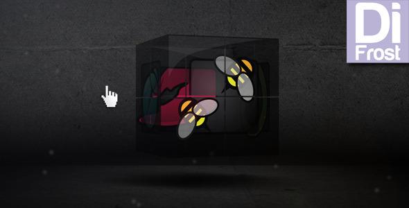 VideoHive Cube presentation 1521406