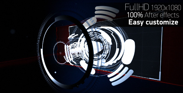After Effects Project - VideoHive Hi-Tech Logo 1585604