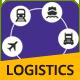 Logistics - HTML5 ad banners