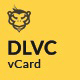 DLVC - Personal Vcard & Resume HTML Template