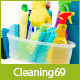 Cleaning69 - WordPress theme for House Cleaning Company