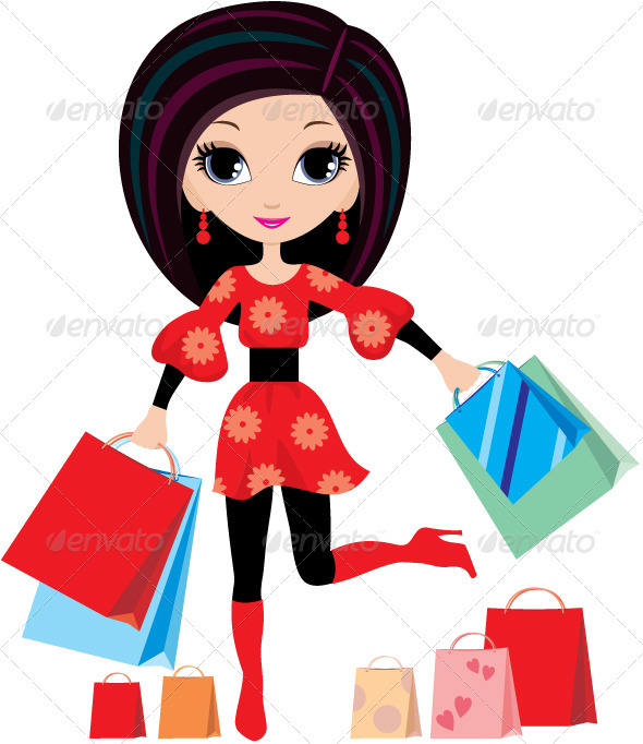 GraphicRiver Shopping 1586082