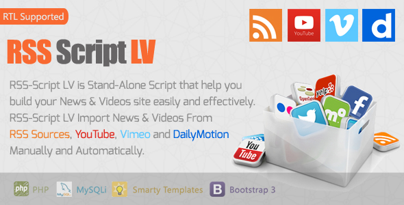 Download RSS-Script Light Version nulled download