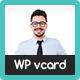 Raptish - Premium vCard/Resume WordPress Theme