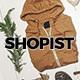 Shopist - Responsive Stylish eCommerce WP Theme