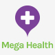 Mega Health : Theme for Health and Medical Centers