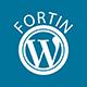 Fortin WordPress Application (Templates) Download