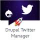 Twitter Manager Drupal Plugin