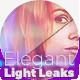 Elegant Light Leaks